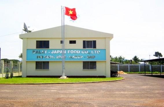 Thực phẩm Đà Lạt - Nhật Bản (DJF)